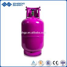 Cylindre de gaz GPL en acier HP295 12,5 kg à vendre