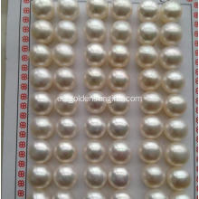 10.5-11MM High-Lights de agua dulce Perlas Real Pearl