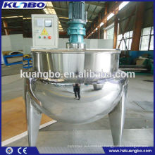 Zhejiang Stainless Steel Equipment Electric Heating Jacket Kettle
