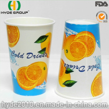12oz Disposable Cold Drink Paper Cup