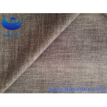 Tecido de tecido de impressão suave super café escuro (BS9064)