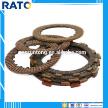 Competitive price motorbike inner clutch friction plate for JY110