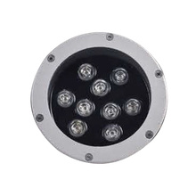 9w holofote led IP67 luz led para exterior