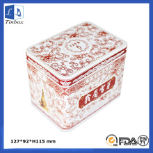 Tea Tin Metal Packaging Europe