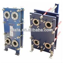 Intercambiador de calor de titanio, intercambiador de calor marino