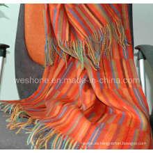 Suave 100% lana australiana sofá tiro