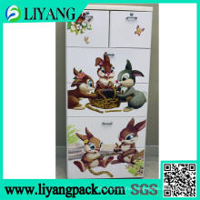 Cartoon Character, Heat Transfer Film for Sorting Box