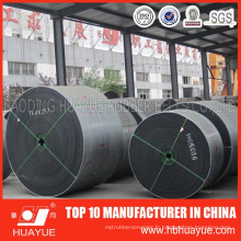 ISO, ceinture de conveyeur en caoutchouc résistante à froid standard de DIN