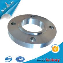 DIN 2576 Slip On brida acero al carbono acero inoxidable FF brida RF