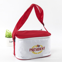 Gots Oekotex 100 Promotional PP Laminated Ultrasonic Cooler Bag with Lamination and Cmyk Printing
