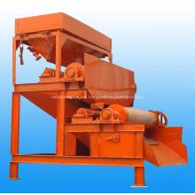 Separador magnético de tambor para la planta de procesamiento de arena de río