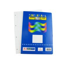 Folha solta A4 80GSM / Papel interno