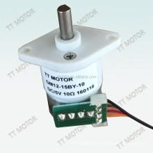 15mm electric motor stepper gear motor