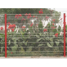 Professional Manufacture Low Carbon Steel Wire Mesh Fence
