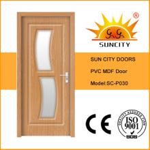 Hochwertige PVC-Innentüren