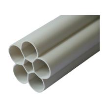 manufactory hot sale nontoxic cheap pvc conduit pipe
