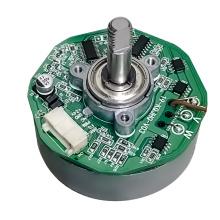 Motor DC sem escova, motor elétrico de 500 rpm e motor sem escova com engrenagem personalizável