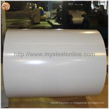 Доски из белой доски Подержанные лакированные оцинкованные стальные катушки из провинции Цзянсу
