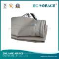 Membrana de PTFE Bolsa de filtro de aire para calderas de incineración de residuos