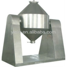 Machine for mixing powder and granule