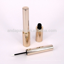 Eyeliner luxe Aluminium Tube cosmétiques