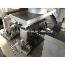 C-Stahlprofil-Rolle, die Maschine bildet