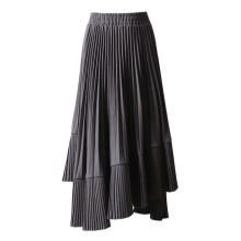 Vestido suelto de falda larga de alta calidad