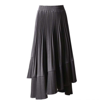 Robe ample jupe longue de haute qualité