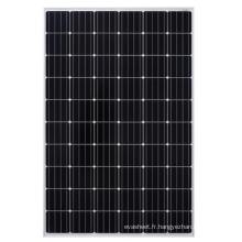 panneau solaire monocristallin en aluminium de 350 watts