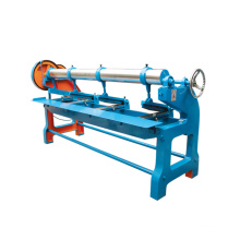 Four link corner cutter slotter machine
