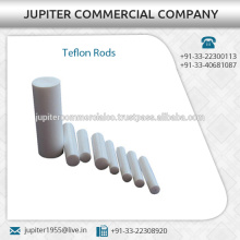 All Size Teflon Rod Certified Supplier at Low Market Price