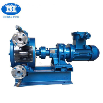 Industrial Big Flow Peristaltic Hose Rubber Bitumen Pump