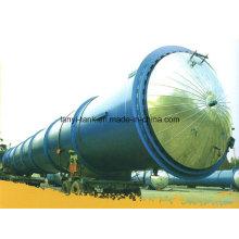 Хорошее качество нержавеющей стали из автоклавного ячеистого бетона кирпича производственной линии автоклав для промышленности