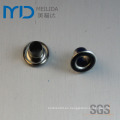 Tipos de ojales de metal de los accesorios de la ropa