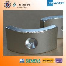 China Professional ISO9001 RoHS qualificado N50M ímã permanente