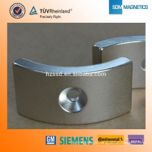 Китай Профессиональный ISO9001 RoHS Квалифицированный N50M постоянный магнит