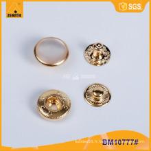 Bouton Snap en métal, bouton personnalisé imprimé BM10777