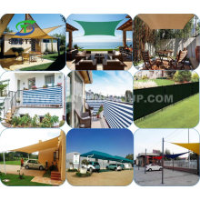 Squre or Rectangular Sun Shade Net for Roof, Courtyard, Windows, Balcony, Carport, Swimming Pool, Villa, Parking Lot, etc