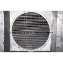 Gas-Luft-Wärmetauscher für Kessel-Off-Gas-Recycling