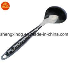 Utensílio de cozimento de aço inoxidável Sx276 do Kicheware do Cookware dos Kitchenware