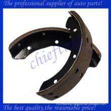 high quality semi metal brake shoe 1111-3502090 for ba3 brake shoe
