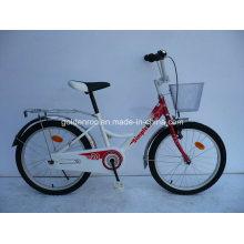 """Bicicleta de acero para niños de 20 """"(2088)"""