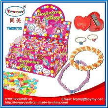 Kleines Spielzeug Überraschungstasche Spielzeug mit Süßigkeiten