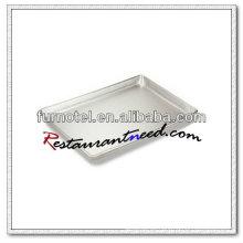 V018 Wirtschaft Aluminized Stahlblech Pan