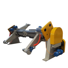 One year warranty corrugator electrical mill roll stand for raw paper roll corrugated machine