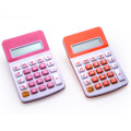 Calculatrice de bureau de 8 chiffres Colorful Small