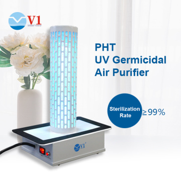 Lumière germicide UVGI Medical Hvac Air