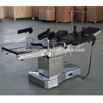 Высокая производительность-цена электрический гидравлический операционный стол