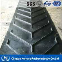 High Temperature-Resistant Chevron Conveyor Belts Industrial Timing Belts in China