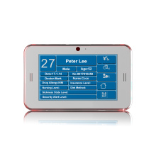 Smart Touch Screen Nurse Call System